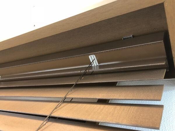 タチカワブラインドの木製ブラインドオーダーメイドカーテン5