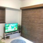 タチカワブラインドの木製ブラインドオーダーメイドカーテン6