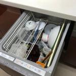 パナソニックのビルトイン食洗機/実際に食器を入れてみた