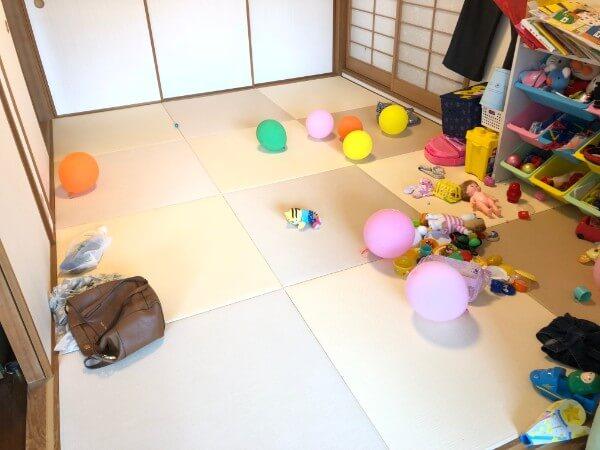 マンション畳(6畳)の張替えリフォーム/琉球畳1